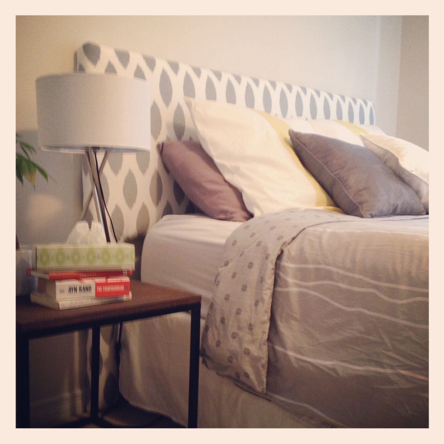 301 moved permanently for Easy diy headboard cheap